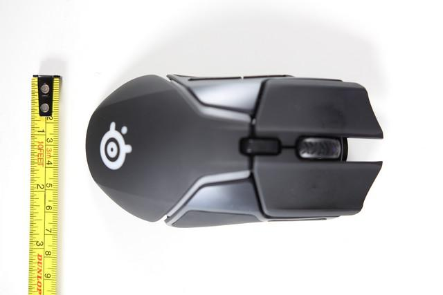 SteelSeries Rival 600 - szerokość