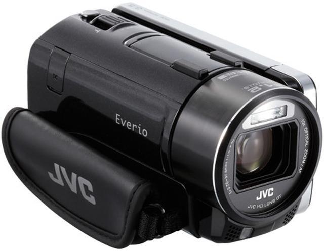 JVC GZ GX1 - kamera dla wymagających