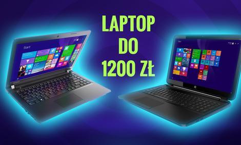 Ranking Laptopów do 1200 zł - Narzędzie Pracy i Centrum Rozrywki za Niewielkie Pieniądze!