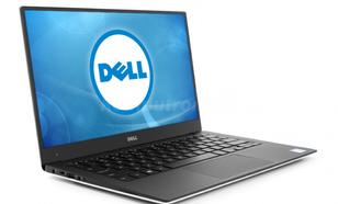 """Dell XPS 13 9360 13,3"""" Intel Core i7-7500U - 8GB RAM - 256GB - Win10"""