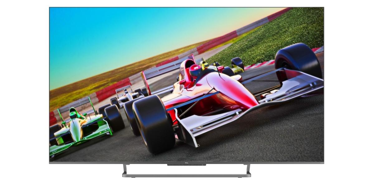 Telewizory TCL rozpoznają potrzebę dopasowania obrazu do płynnego ruchu
