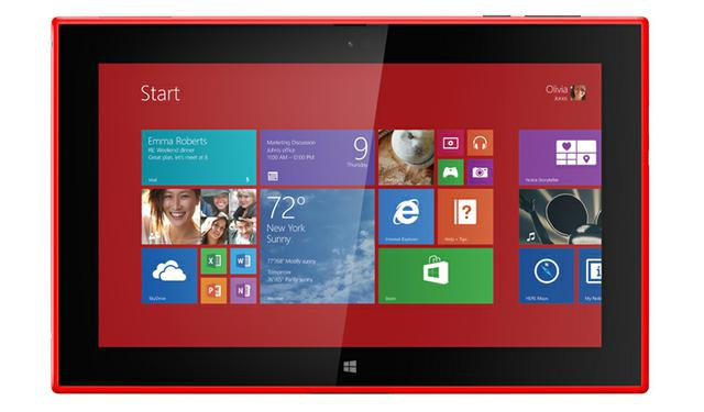 Nokia Lumia 2520 fot3