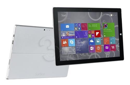 """Microsoft Surface Pro 3 i3-4020U 4GB 12"""" 2160 x 1440 64GB [SSD] INTHD W8.1Pro"""