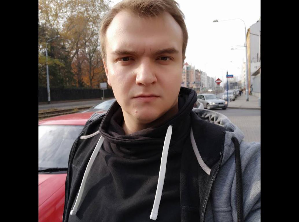 Selfie bez upiększania - Redmi Note 8T