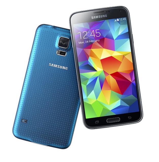 Samsung GALAXY S5 Nie Zawiedzie Również W Przestworzach