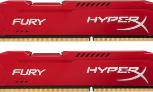 Kingston HyperX FURY Red DDR3 DIMM 8GB 1333MHz (2x4GB) HX313C9FRK2/8