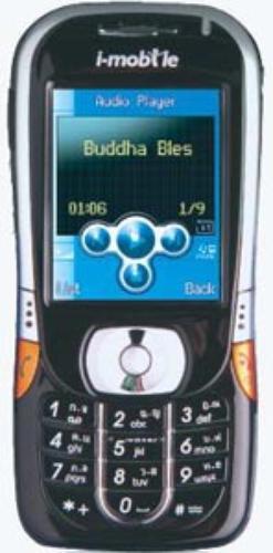 i-mobile 610