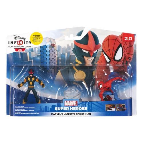 Disney Infinity Spiderman Swiat