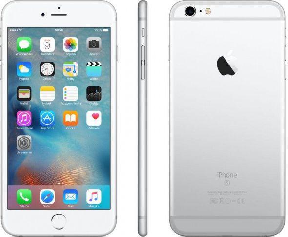 Apple iPhone 6s Plus 128GB Srebrny (MKUE2)