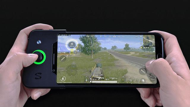 dodatkowy kontroler gamingowego smartfona