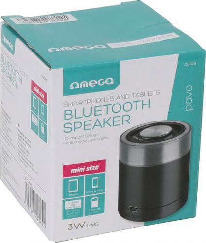 Omega OG42 Bluetooth V2.1 Czarny (42264)