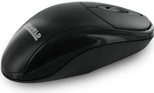 4world optyczna BASIC2 PS2 800dpi czarna 06712