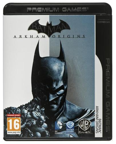 NPG Batman Arkham Origins