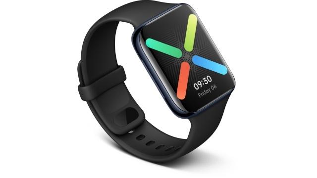 OPPO Watch 46mm to urządzenie zdolne do płatności zbliżeniowych