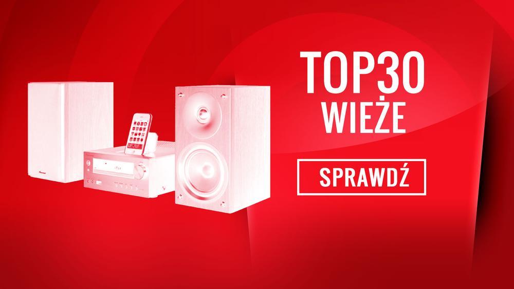 Najciekawsze Wieże Stereo - Poznaj Ranking Specjalny TOP 30