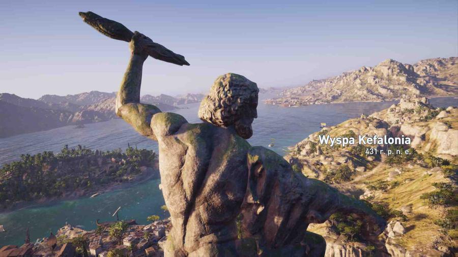 Assassin's Creed Odyssey - Początek przygody