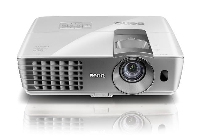 Benq W1070 - popularny projektor