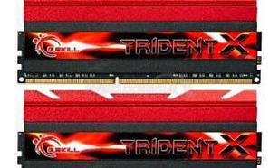 G.Skill TridentX DDR3 8GB (2x4GB) 2400 CL10