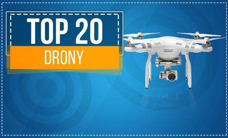 Ranking Dronów - Najpopularniejsze Modele na Polskim Rynku