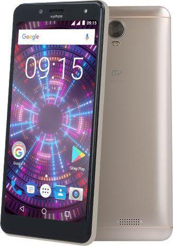 myPhone FUN 18x9 8GB Złoty