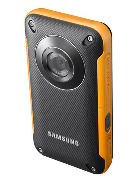 Samsung W350 - aparat z konstrukcją Multi Proof
