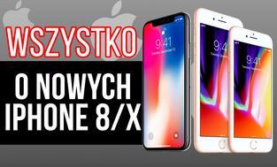 Nowy iPhone X i iPhone 8 - Czy Steve Jobs Przewraca Się w Grobie?