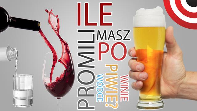 Ile Promili Jest Po Jednym Piwie Jak Dlugo Wodka Utrzymuje Sie W Organizmie Videotesty Pl