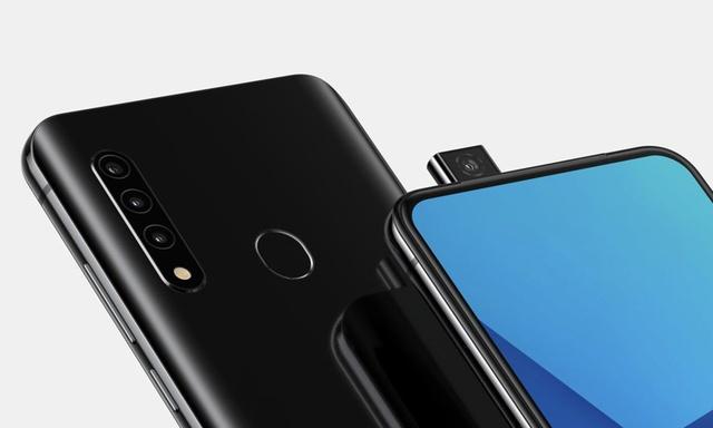 Smartfony Samsunga z wysuwanym kamerami selfie już wkrótce