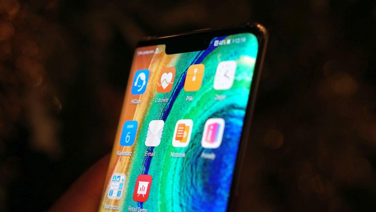 Huawei Mate 30 Pro oferuje na start zestaw własnych aplikacji