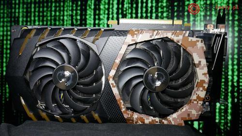 MSI GTX 1060 6GB CAMO SQUAD
