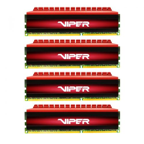 Patriot DDR4 16GB (4x4GB) Viper 4 2400MHz CL15 XMP2