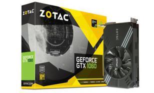 Zotac GeForce GTX1060 MINI 6GB GDDR5 (192 Bit) 3xDP, HDMI, DVI, BOX (ZT-P10600A-10L)