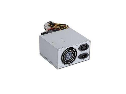GEMBIRD ZASILACZ GMB 500W BOX + KABEL 2-FAN LOW NOISE (Intel 2.2)