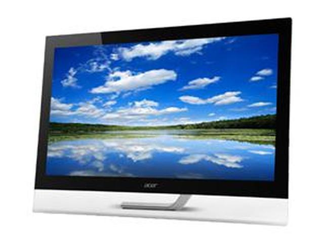 Monitory dotykowe z serii Acer T2 - Inteligentne funkcje, eleganckie wzornictwo
