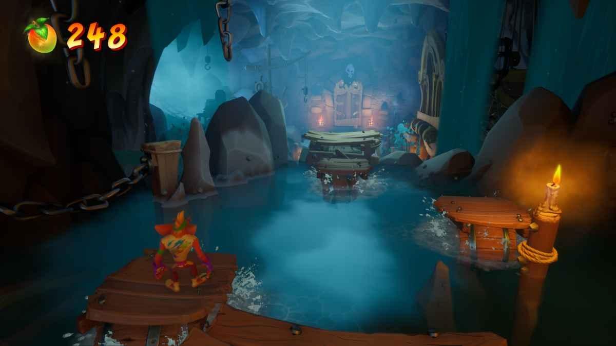 Crash Bandicoot 4: Najwyższy Czas - Nowe poziomy dają radę