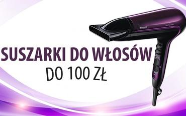 Jaka dobra i tania suszarka do włosów do 100 zł? | TOP 7 |