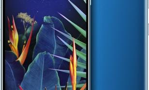 """LG K40 (5,7""""; 1440x720; 32GB; 2GB; Czujnik grawitacji, Dźwięk"""