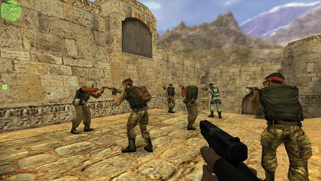 Gra Counter-Strike 1.6