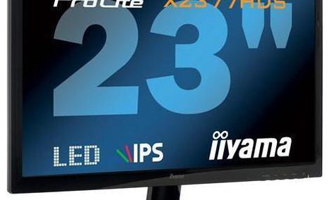 IIYAMA ProLite X2377HDS - solidny monitor i jego kąty widzenia