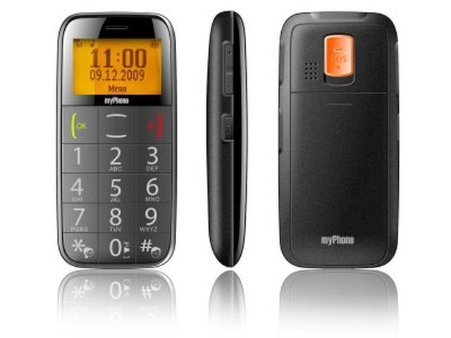myPhone 1070 chiaro – telefon dla każdego