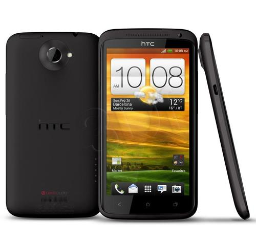 HTC ONE X BROWN GREY