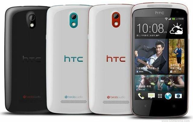 HTC Desire 500 fot1