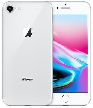 prezent dla mamy na święta - smartfon Apple iPhone 8 64GB