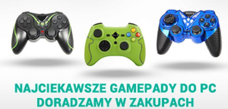 Najciekawsze Gamepady do PC - Doradzamy w Zakupach