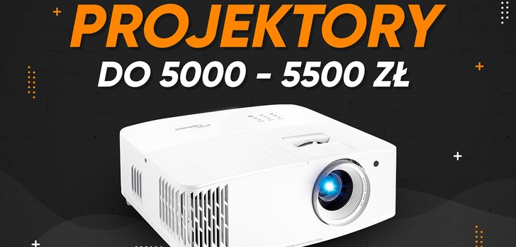 Jaki projektor do 5000-5500 złotych? |TOP 7|