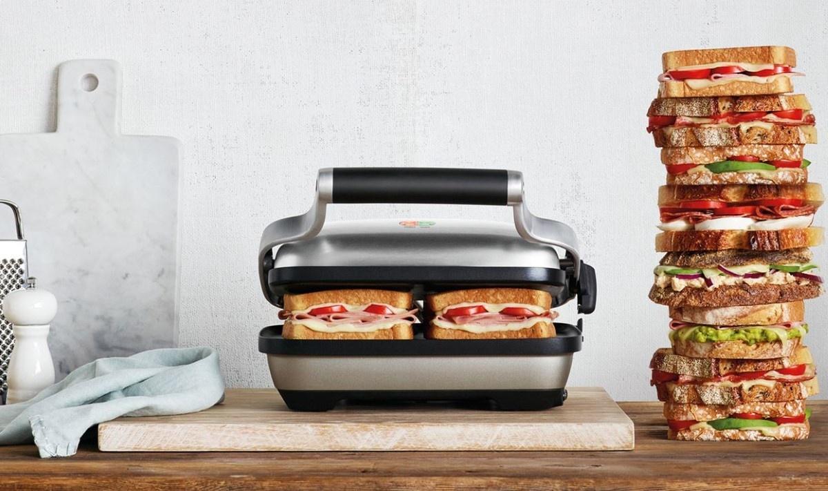 Opiekacz Sage SSG600 do kanapek i nie tylko