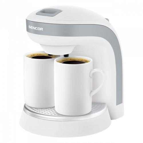 SENCOR SCE 2001WH do kawy/herbaty,kubki porcelanowe Gratis