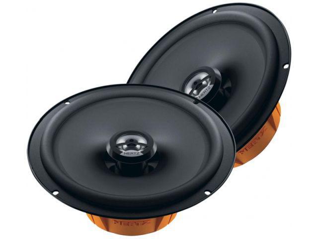 Niedrogie i solidne głośniki firmy Hertz
