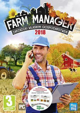 gra Farm Manager 2018