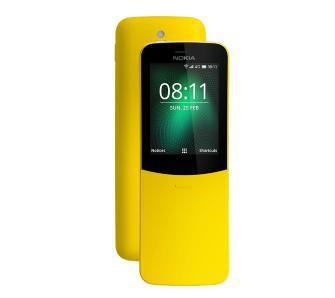 Nokia 8110 4G (żółty)